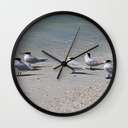 Any Way the Wind Blows Wall Clock