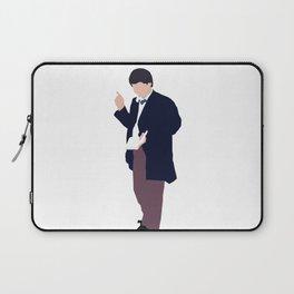 Second Doctor: Patrick Troughton Laptop Sleeve