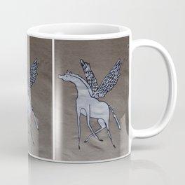 paperbag pegasus Coffee Mug