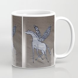 paperbag pegasus Coffee Mug