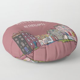 Amsterdam Floor Pillow