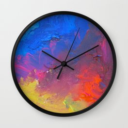 The Inquisitive Dreamer of Dreams Wall Clock