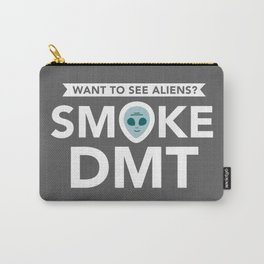 Smoke DMT Carry-All Pouch