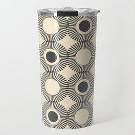 Charcoal Atomic Travel Mug