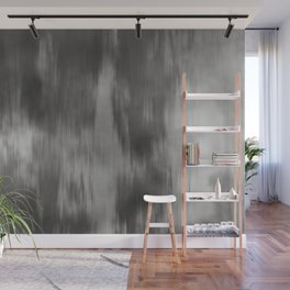 Fusion Abstract Watercolor Blend Pantone Pewter / Fluid Art Ink Wall Mural