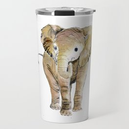 Baby Elephant 4 Travel Mug