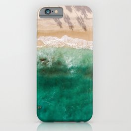 Ocean Love Cabo Aerial View iPhone Case