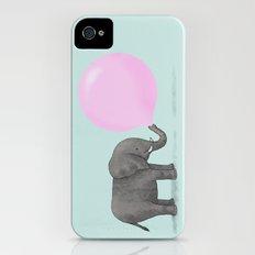 Jumbo Bubble iPhone (4, 4s) Slim Case