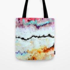 Agitation Inverted Tote Bag