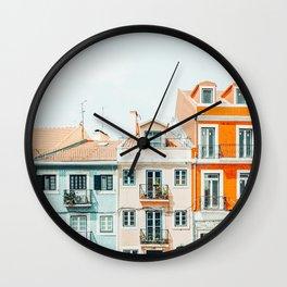 Beautiful Day #photography #architecture Wall Clock