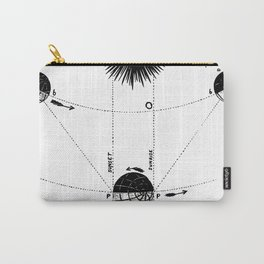 Orbit of Venus Carry-All Pouch