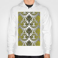 baroque Hoodies featuring Baroque Contempo by TEZ Living Style