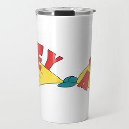 Hey Arnold Travel Mug