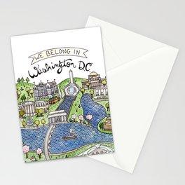 Washington DC Stationery Cards