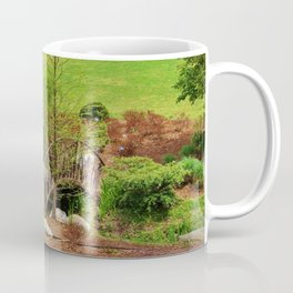 Small Arched Bridge Coffee Mug