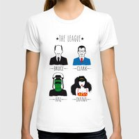 league T-shirts featuring THE LEAGUE by kravic