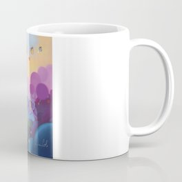 Octo-land Coffee Mug