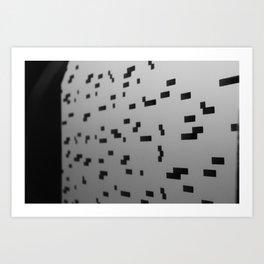 No Light Without Darkness #7 Art Print