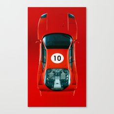 Super Car 10 Canvas Print