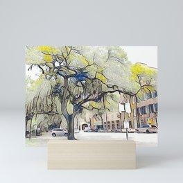 Savannah Lane Mini Art Print
