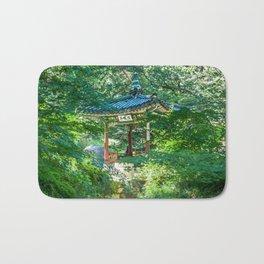Ongnyucheon Pavilion, Changdeokgung Palace, Seoul Bath Mat