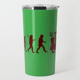 Evolution - golf Travel Mug