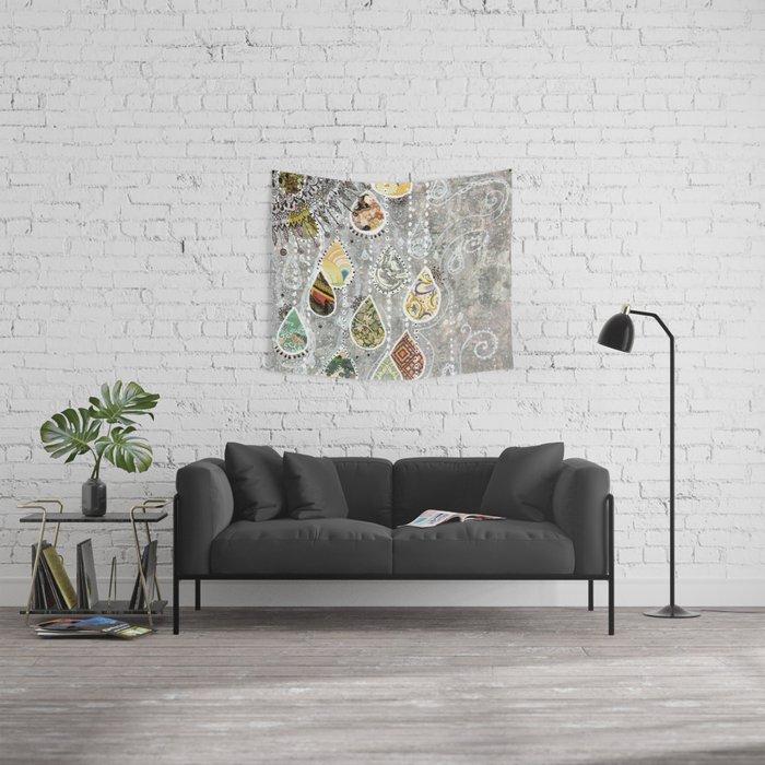 Raindance Wall Tapestry