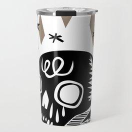 Crânio Travel Mug