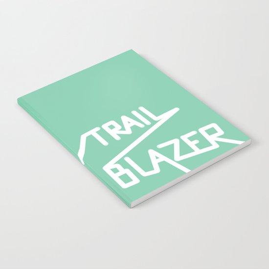 Trailblazer Notebook