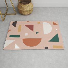 Abstract Geometric 31 Rug