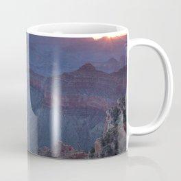 Beautiful Sunrise in the Grand Canyon Coffee Mug