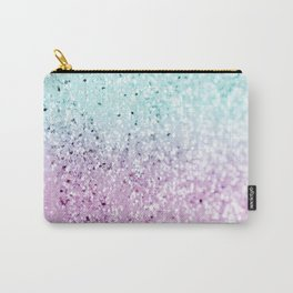 Mermaid Lady Glitter #2 #decor #art #society6 Carry-All Pouch