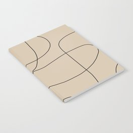 Abstract Shapes VI Notebook
