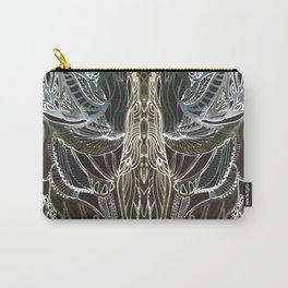 Forest lace Carry-All Pouch