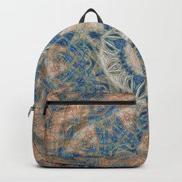 modern and abstract background Backpack