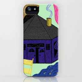 Our House iPhone Case