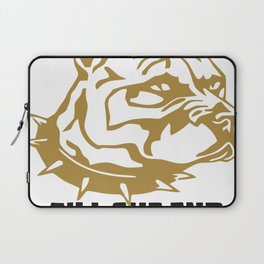I'm with you till the end of the line funny Laptop Sleeve