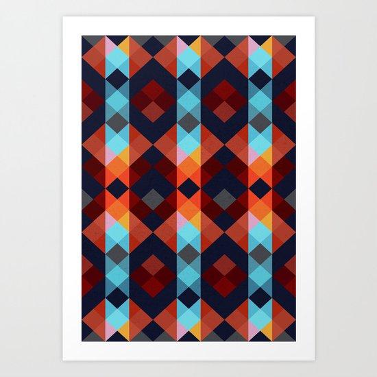 Patagonia, Sky Art Print