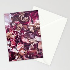 Dried fruits and leaves. Stationery Cards