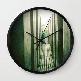 Haunt Wall Clock