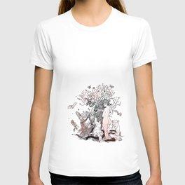 Lilith tastes. T-shirt
