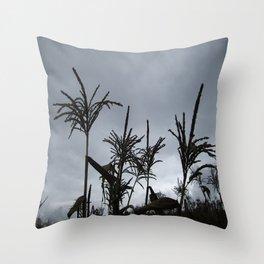 Dusk on the Island Throw Pillow