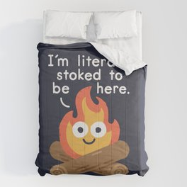 Fired Up Comforters