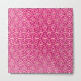 Valentine 2a pattern Metal Print