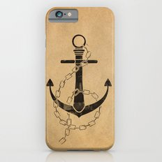 Anchor Print Slim Case iPhone 6s