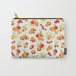 Bunches of Fruit Carry-All Pouch
