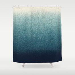 STARDUST / aquarius Shower Curtain