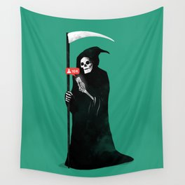 Death's Followers Everyday Wall Tapestry