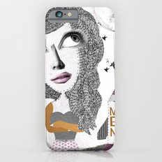 If we can put one man on the moon... why not them all? Slim Case iPhone 6s