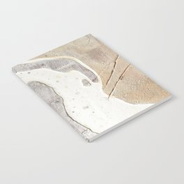 Feels: a neutral, textured, abstract piece in whites by Alyssa Hamilton Art Notebook